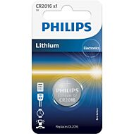 BATERIJE LITIJSKE PHILIPS 3V CR2016