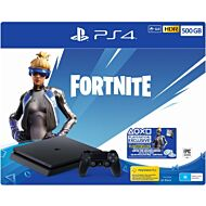 SONY PlayStation 4, 500GB FORTNITE BLACK