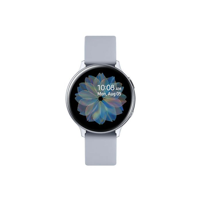 SAMSUNG GALAXY WATCH ACTIVE 2 R820 44MM SREBRNI AL