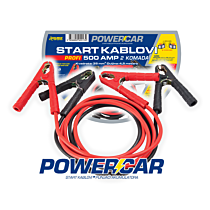 Start kablovi 500A Powercar Profi 35 mm2